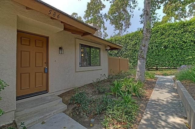 586 Moses Lane, Ventura, CA 93003 (#V0-220009006) :: Compass