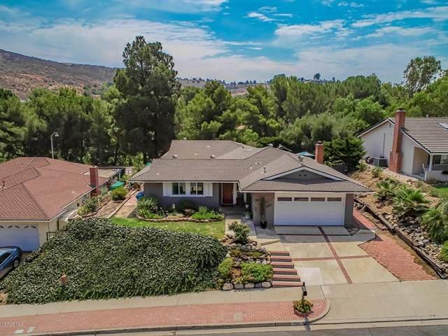 1782 Calle Artigas, Thousand Oaks, CA 91360 (#220009034) :: TruLine Realty