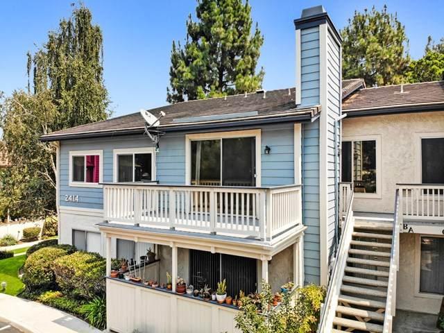 2414 Pleasant Way B, Thousand Oaks, CA 91362 (#220009068) :: TruLine Realty