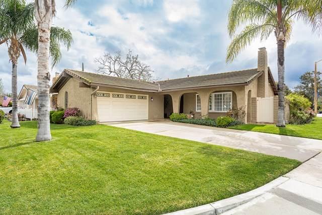1041 Evenstar Avenue, Westlake Village, CA 91361 (#220009075) :: HomeBased Realty