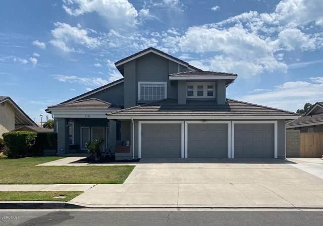 510 Bluebell Place, Oxnard, CA 93036 (#V0-220009166) :: HomeBased Realty