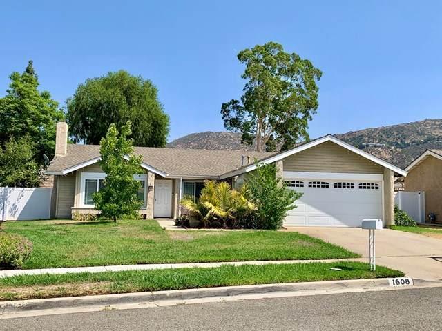 1608 Flowerdale Street, Simi Valley, CA 93063 (#220009195) :: TruLine Realty