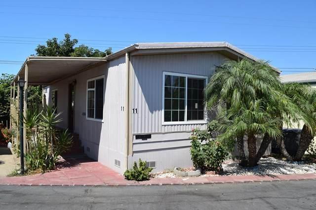 1301 E Ventura Boulevard #11, Oxnard, CA 93036 (#V0-220009238) :: Lydia Gable Realty Group