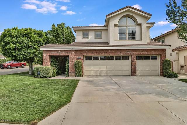 612 Windswept Place, Simi Valley, CA 93065 (#220009262) :: Compass
