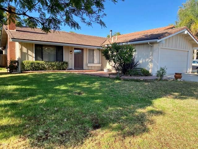 2385 Laurelpark Court, Thousand Oaks, CA 91362 (#220009272) :: Randy Plaice and Associates