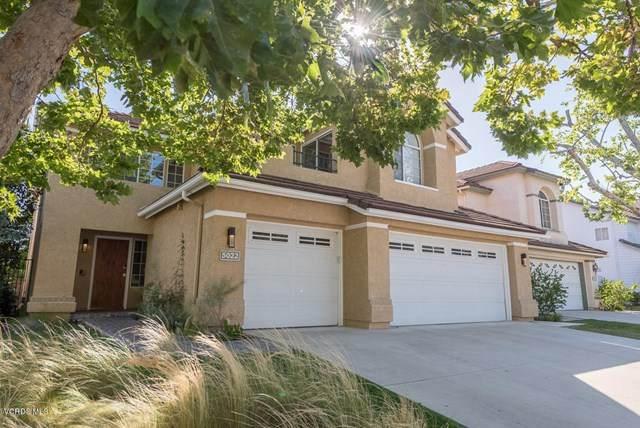 5022 Evanwood Avenue, Oak Park, CA 91377 (#V0-220009290) :: Randy Plaice and Associates