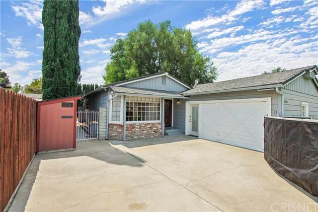 15908 Rayen Street, North Hills, CA 91343 (#SR20174858) :: Compass