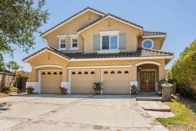 1800 Seabreeze Court, Thousand Oaks, CA 91320 (#SR20173919) :: HomeBased Realty