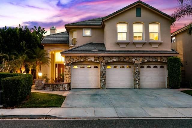 6334 Marquis Court, Oak Park, CA 91377 (#220009386) :: SG Associates