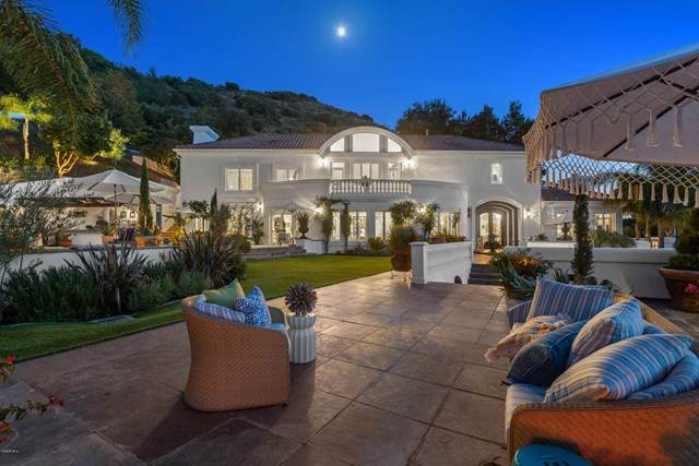 774 Lakeview Canyon Road, Westlake Village, CA 91362 (#220009394) :: SG Associates