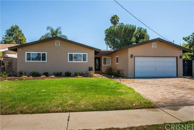 9802 Langdon Avenue, North Hills, CA 91343 (#SR20179257) :: Compass