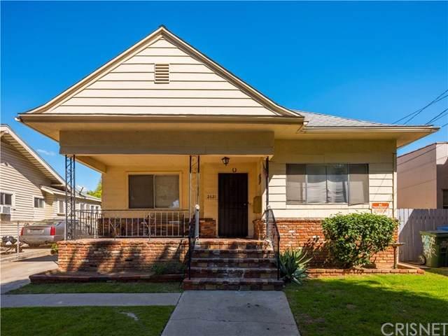 2621 E 4th Street, Los Angeles, CA 90033 (#SR20180536) :: Compass