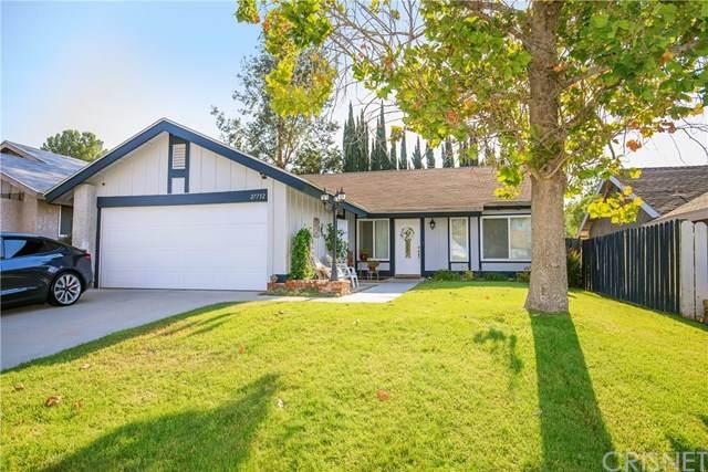 27732 Cherry Creek Drive, Valencia, CA 91354 (#SR20180906) :: HomeBased Realty