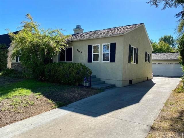 4949 Denny Avenue, Toluca Lake, CA 91601 (#SR20179163) :: Compass