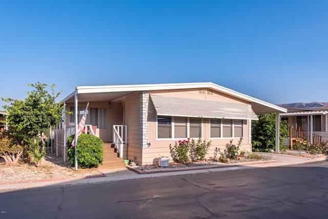 250 E Telegraph Road #120, Fillmore, CA 93015 (#V1-1125) :: Randy Plaice and Associates