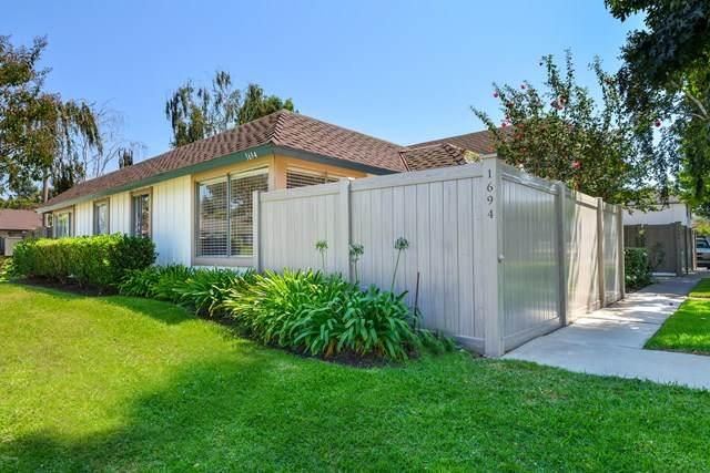 1694 Tiburon Court, Thousand Oaks, CA 91362 (#220009571) :: Randy Plaice and Associates