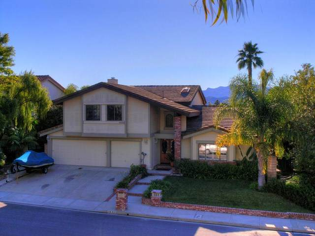 1630 Shadow Oaks Place, Thousand Oaks, CA 91362 (#V1-1141) :: Randy Plaice and Associates