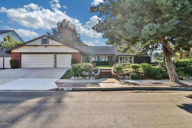 399 Buckboard Circle, Simi Valley, CA 93065 (#220009581) :: Compass
