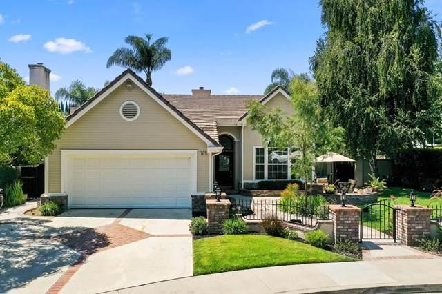 2957 Irongate Place, Thousand Oaks, CA 91362 (#V1-1186) :: Randy Plaice and Associates