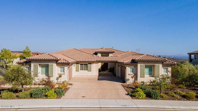 7330 Nicklaus Road, Moorpark, CA 93021 (#220009608) :: HomeBased Realty