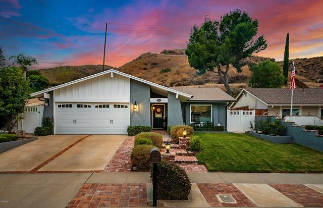 705 N Muirfield Avenue, Simi Valley, CA 93065 (#220009616) :: The Parsons Team