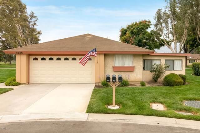 3226 Village 3, Camarillo, CA 93012 (#V1-1205) :: Compass