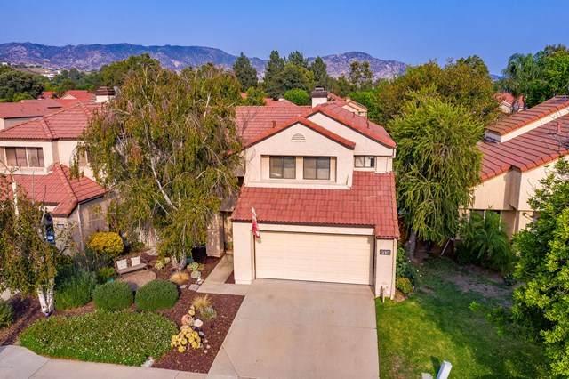 2338 Hampton Avenue, Simi Valley, CA 93063 (#220009626) :: TruLine Realty
