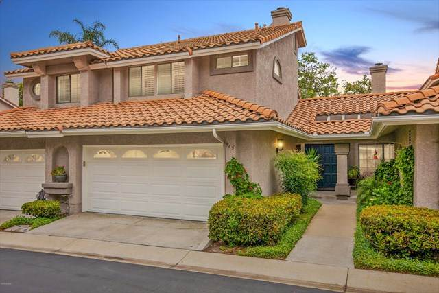 845 Paseo Tosamar, Camarillo, CA 93012 (#220009656) :: HomeBased Realty
