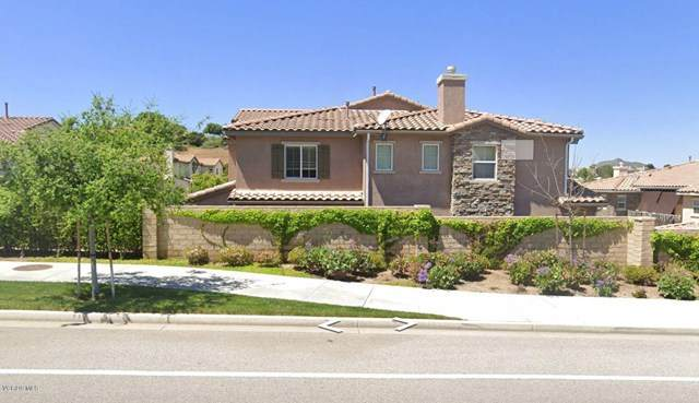 48 Secret Hollow Lane #11, Newbury Park, CA 91320 (#220009658) :: Randy Plaice and Associates