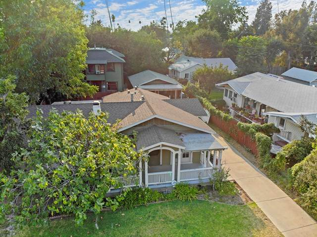 119 S San Marino Avenue, Pasadena, CA 91107 (#P1-1228) :: Lydia Gable Realty Group