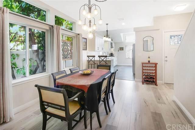 190 Cherokee, Topanga, CA 90290 (#SR20188857) :: HomeBased Realty