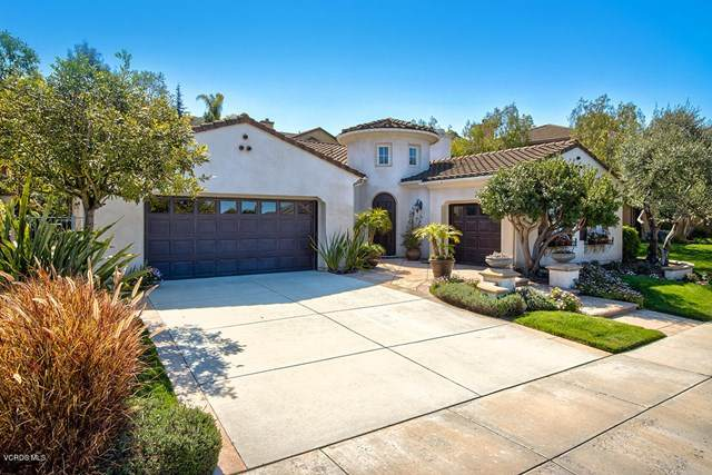 5212 Via Capote, Newbury Park, CA 91320 (#220009678) :: SG Associates