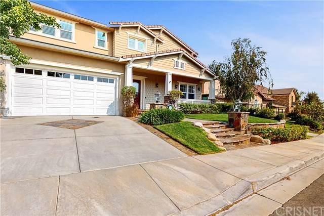 3406 Trego Court, Simi Valley, CA 93065 (#SR20189241) :: Compass