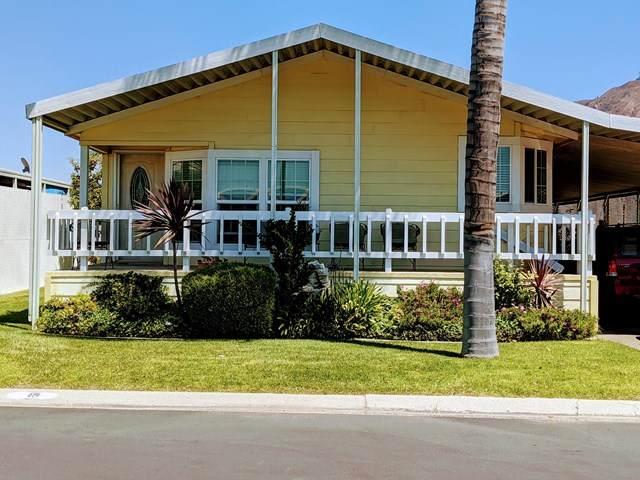 500 W Santa Maria Street #15, Santa Paula, CA 93060 (#V1-1282) :: The Parsons Team