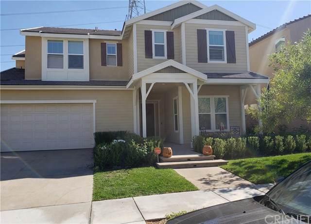 27642 Camellia Drive, Saugus, CA 91350 (#SR20189626) :: Randy Plaice and Associates