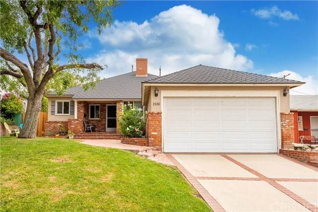 2826 N Keystone Street, Burbank, CA 91504 (#SR20190174) :: HomeBased Realty