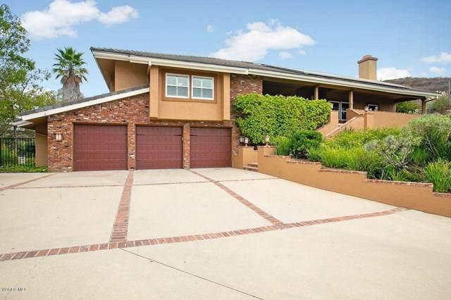 1235 Sunset Hills Boulevard, Thousand Oaks, CA 91360 (#220009714) :: Randy Plaice and Associates