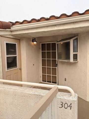 2803 Antonio Drive #304, Camarillo, CA 93010 (#V1-1300) :: TruLine Realty