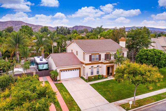 94 Wildlife Drive, Simi Valley, CA 93065 (#220009719) :: HomeBased Realty