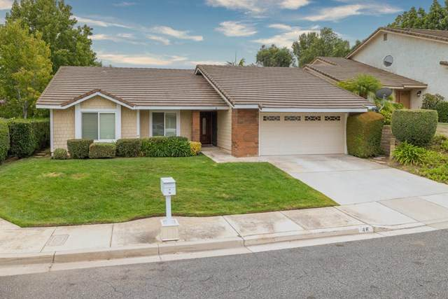 46 Dandelion Court, Newbury Park, CA 91320 (#220009728) :: HomeBased Realty