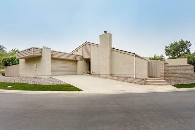 3256 Windflower Circle, Thousand Oaks, CA 91360 (#220009729) :: Randy Plaice and Associates
