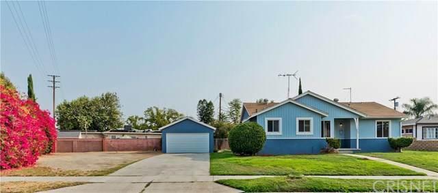 14660 Kingsbury Street, Mission Hills (San Fernando), CA 91345 (#SR20189868) :: HomeBased Realty