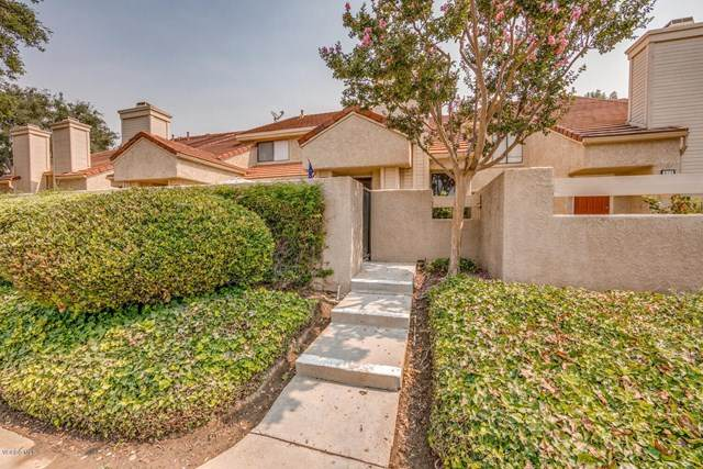 5203 Huntley Street #42, Simi Valley, CA 93063 (#220009748) :: Randy Plaice and Associates