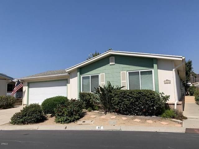 975 W Telegraph Road #87, Santa Paula, CA 93060 (#V1-1345) :: Compass