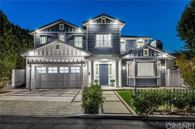 3923 Carpenter Court, Studio City, CA 91604 (#SR20188513) :: Compass