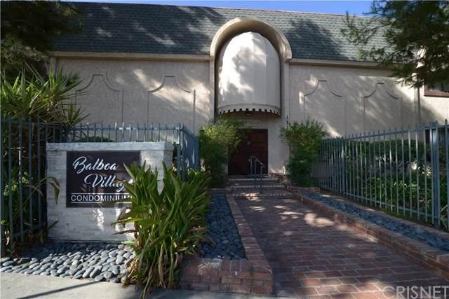 17053 Roscoe Boulevard #6, Northridge, CA 91325 (#SR20192618) :: Compass