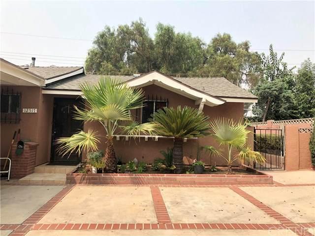 12517 Pinney Street, Pacoima, CA 91331 (#SR20192903) :: TruLine Realty