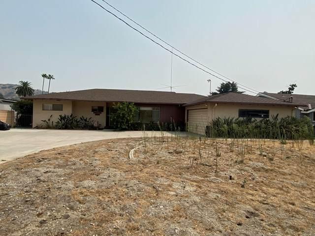 11024 Peoria Street, Shadow Hills, CA 91352 (#P1-1310) :: Compass