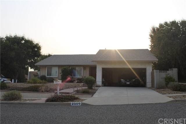 2509 Clearfield Place, Simi Valley, CA 93065 (#SR20192989) :: TruLine Realty