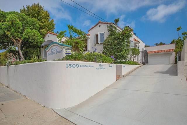 1509 E Main Street, Ventura, CA 93001 (#V1-1373) :: The Parsons Team